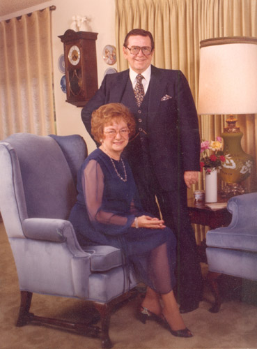 01 Dr Paul G Trulin and Wife Eunice