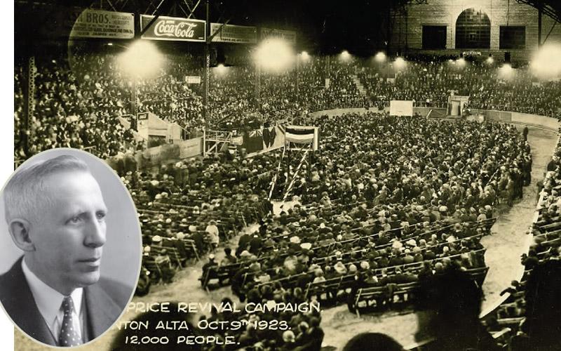 06 Dr Charles S Price in Edmonton Alberta Canada 1923
