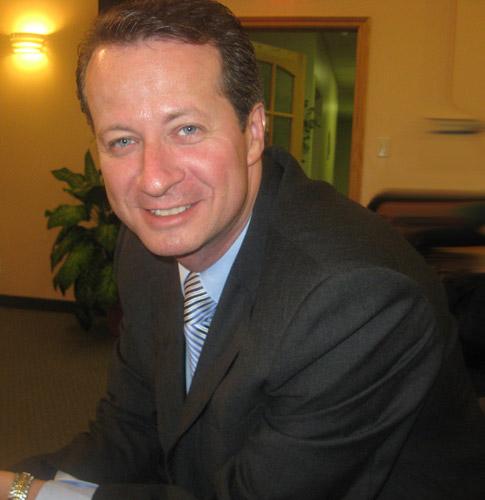 09 Pastor Stephane Chauvette 2007