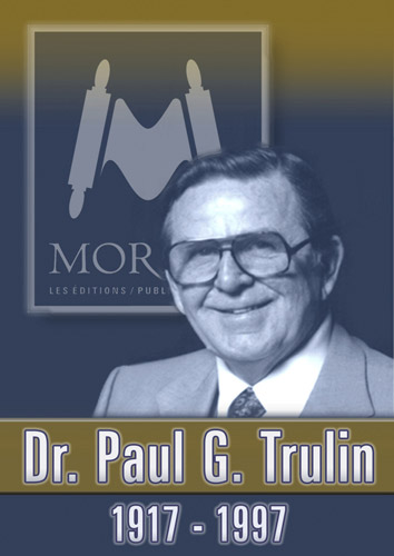 11 Dr Paul G Trulin Moriah Publications Inc