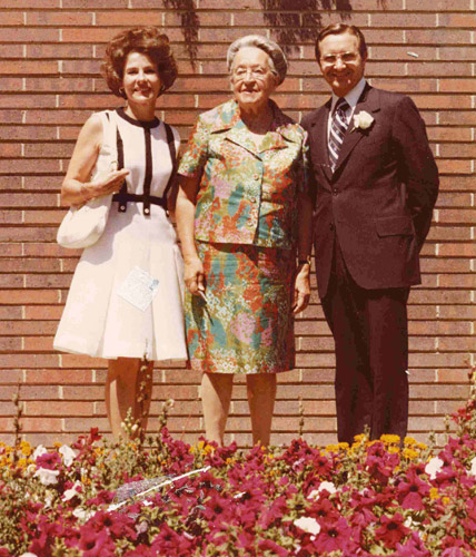 15 Charles and Betty Blair with Corrie Ten Boom