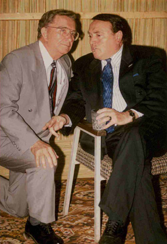 22 Charles E Blair and Dr Morris Cerullo